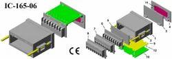 Digital Panel Meter Enclosure Din 96x48x67