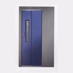 Telescopic Sliding Door