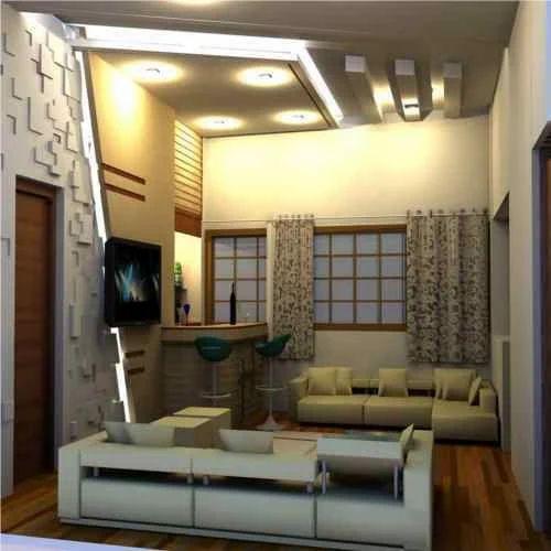interior and landscaping design in maharashtra bungalow interior