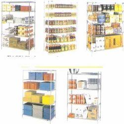 Easy Shelves (Folding Rack)
