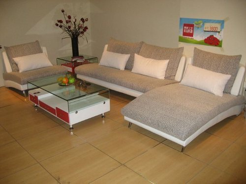 Sofa Set With Low Height