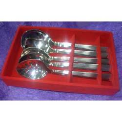 Five Pcs Serving Set
