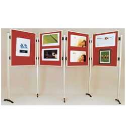 Easy Carry Display Boards
