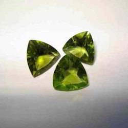 Green Peridot Natural Gemstone
