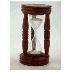 Sand Timer (Wooden) 5 Minutes