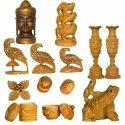 Wooden Handicrafts Samples