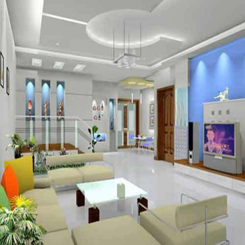 Bungalows Interior Designing