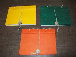 Hand Made Paper Note Book
