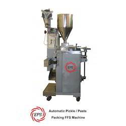 Form Fill Seal Machine For Paste And Pickle