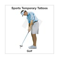 Golf Tattoos