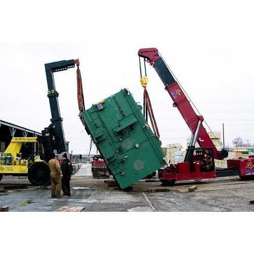 Heavy Machinery Movers & Equipment Relocation