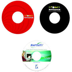 Silk Screen CD Printing