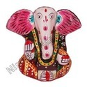 Metallic Handicraft Ganesha Statues