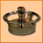Water Mild Steel DCP Cap, For Fire Fighting, High Pressure