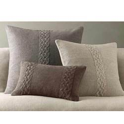 Knitted Fabric Cushion At Best Price In India
