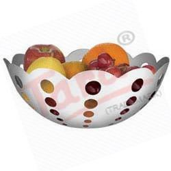 Flower Shape Fruit Basket