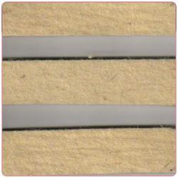 Compressed Felt Strips