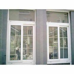 Transparent Plain Window Glass, Thickness: Standard