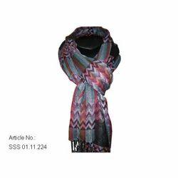 Viscose Yarn Dyed Scarf