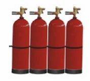 FM 200 Gas Cylinders