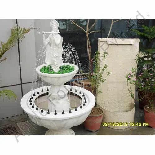 Indoor Krishna Crown Fountain