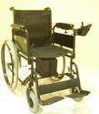 Dual Drive Wheelchair Powered