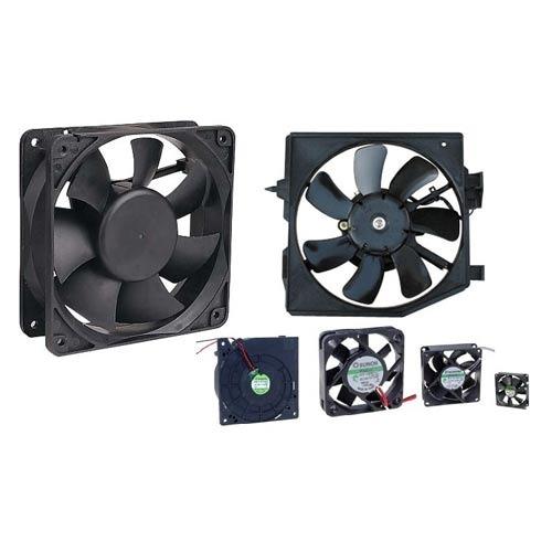 Exhaust Cooling Fan