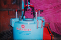 Cold process tyre retreading machineries