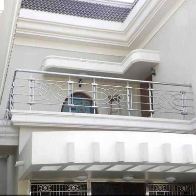 Stainless Steel Balcony - View Specifications & Details of