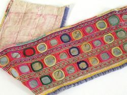 Patch Work Belly Dancing Belts