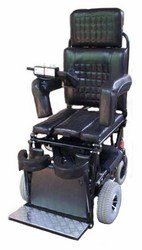 Stand-Up Commode Wheelchair