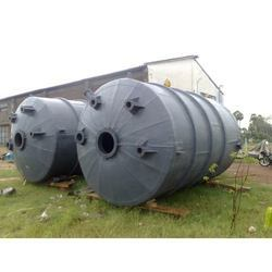Polypropylene Plating Acid Storage Tank