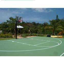 Standard Basketball Court