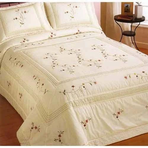 Bedspreads Tailored Bedspreads Manufacturer From New Delhi