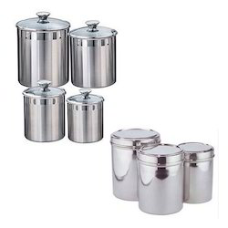 Steel Cannister