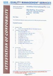 Certificates - 8