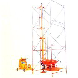 50 Material Handling Lift, For construction side, Capacity: 1 ton