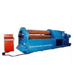 Plate Bending Machine