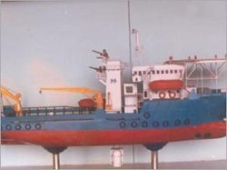 Merchant Ship Models