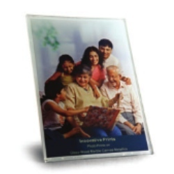 Personalized Photo Print On Glass