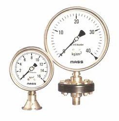 Diaphragm Seal Pressure Gauges