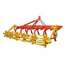 Cultivator With Puddler