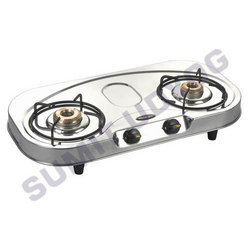 Double Burner Gas Stove SU 2B-217-TWIN-GALAXY