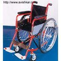 Wheel Chair Folding Paediatric
