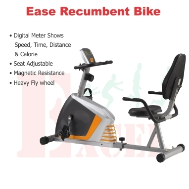 excel ease recumbent bike excel fitness sports manufacturer in